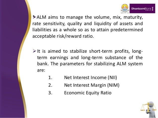 Examples Of Asset/Liability Management