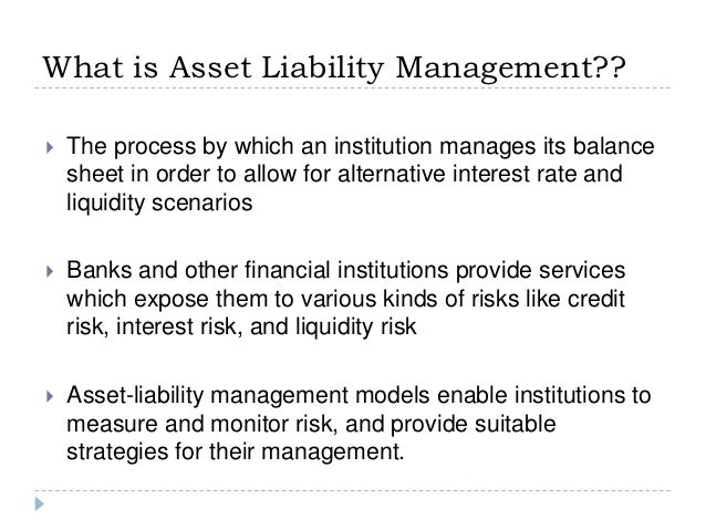 asset liability management 2 National asset-liability management europe  as a result, we have become the world's third largest asset manager with nearly us $28 trillion under our care.