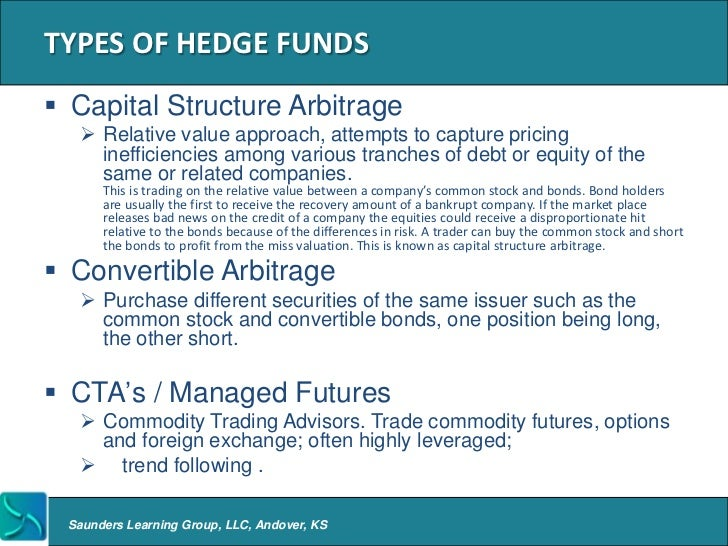 Asset Mgmt Private Equity & Hedge Funds
