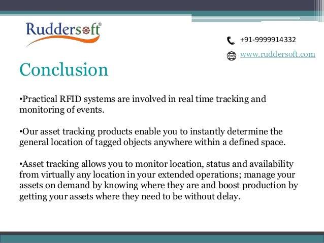 RFID BASED ASSET INVENTORY MANAGEMENT & TRACKING SYSTEM