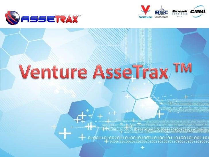 Venture AsseTraxTM<br />