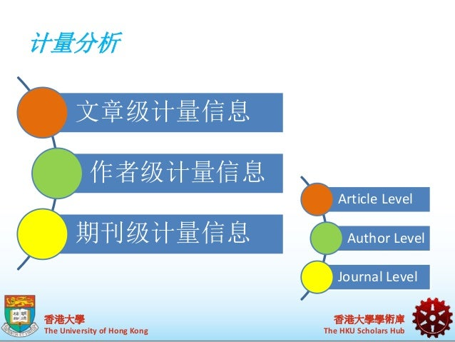 香港大學  The University of Hong Kong  香港大學學術庫  The HKU Scholars Hub
