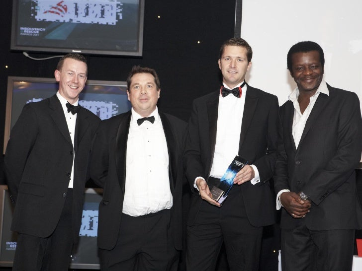 Asset Valuer/Auctioneer of the Year Winners - Metis Partners