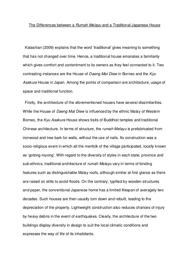 Essay my school