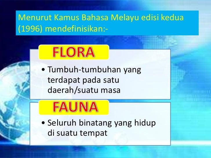 Assigment Flora N Fauna