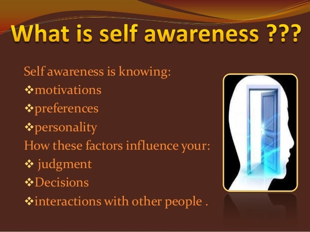 interpersonal ppt, journey into self awareness