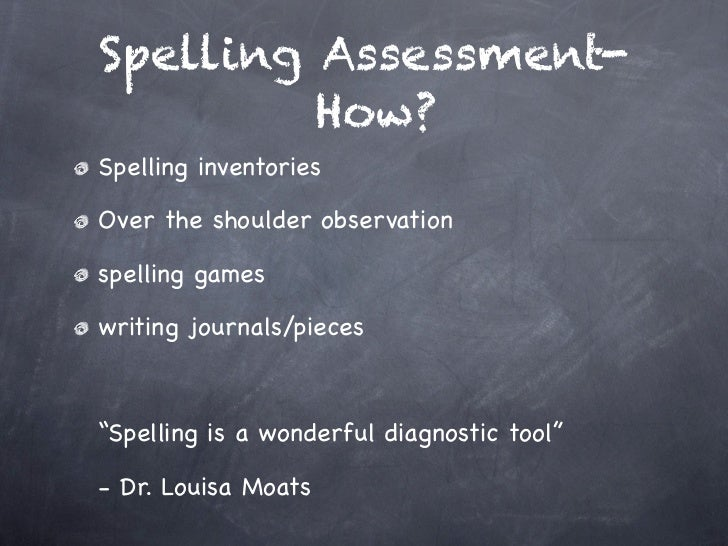 Dr. Louisa Moats - Teaching Teachers to Teach Reading ...