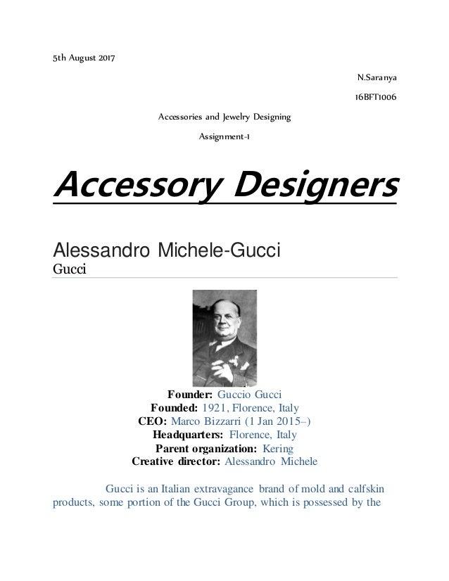 4d7a75ac5 Famous accessory designers