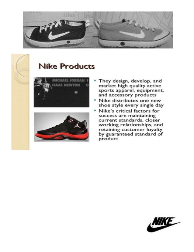 Nike Marketing Plan Assignment Of Shoes On NX0wOknP8