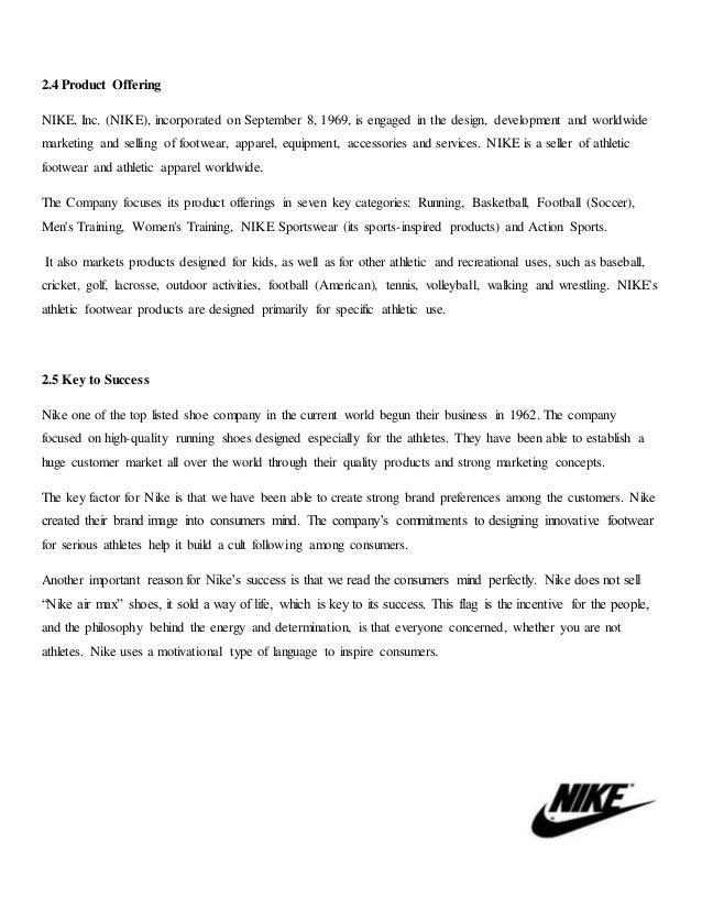 sneaker business plan