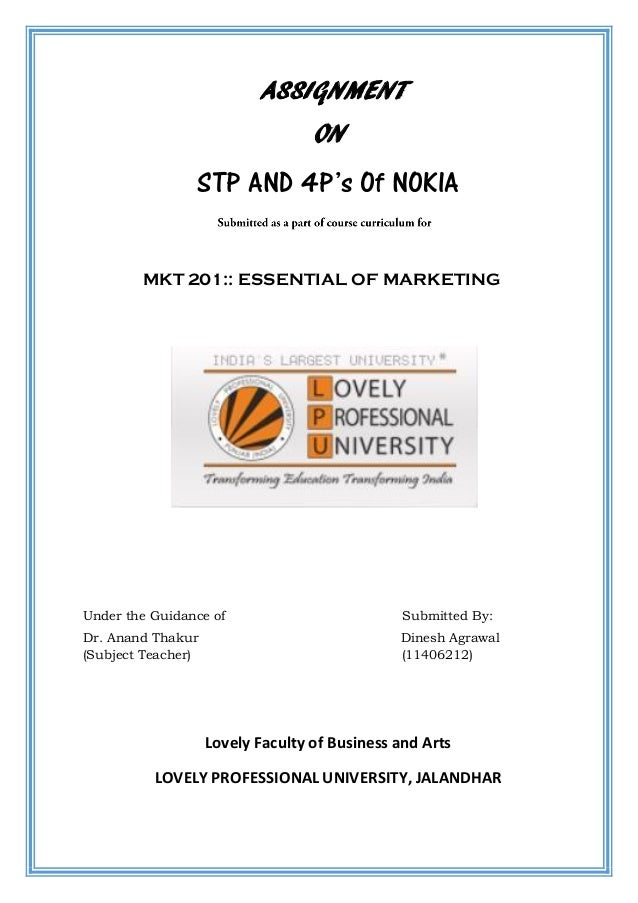 "4p nokia The term ""marketing mix"" was coined in the early 1950s by neil borden in his american marketing association presidential address this is one of the preliminary knowledge every marketer must have and is considered to be the basics of every marketing theory, which emerged henceforth."