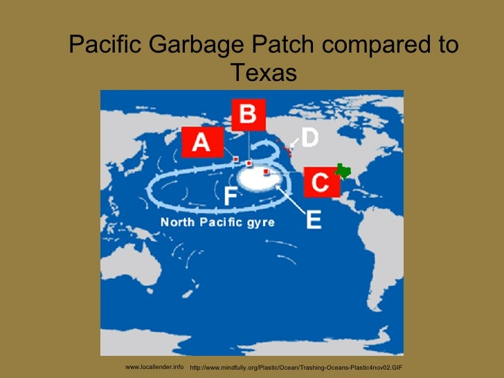 the not so great garbage patch The myth of the great pacific garbage patch reveals the garbage philosophy behind the great the cause is so very necessary that accuracy is not.