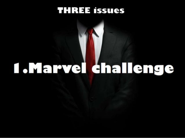 MARVEL ENTERPRISES, INC. HARVARD CASE STUDY 505001.