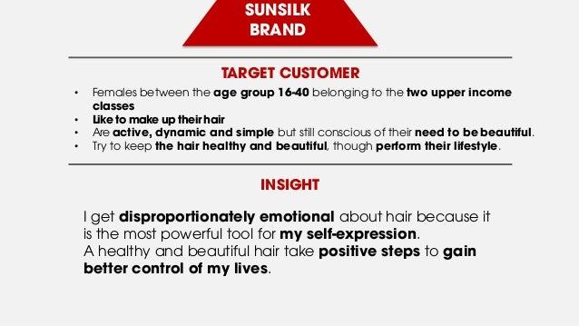 advantages of sunsilk Applying multi brand strategy to maximize the relevance to the consumer and reaching the diversity of market segmentation is a practical thing to do.