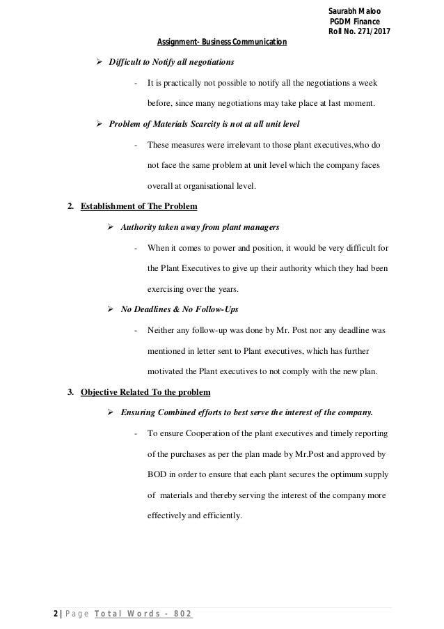 DASHMAN COMPANY CASE STUDY PDF