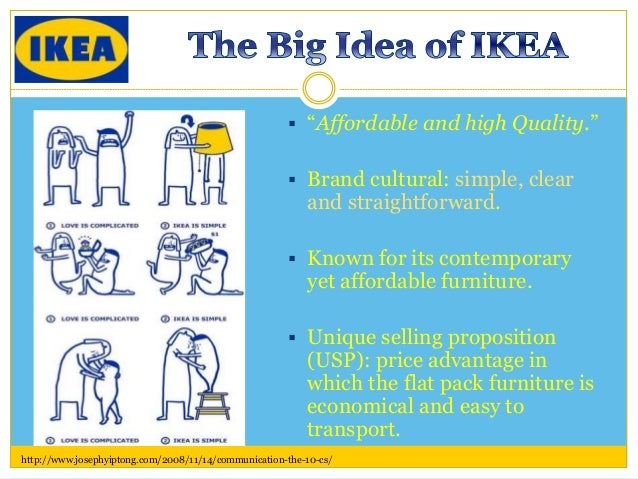 unique selling proposition ikea Find and save ideas about unique selling proposition on pinterest | see more ideas about market oracle, value proposition and business model template.