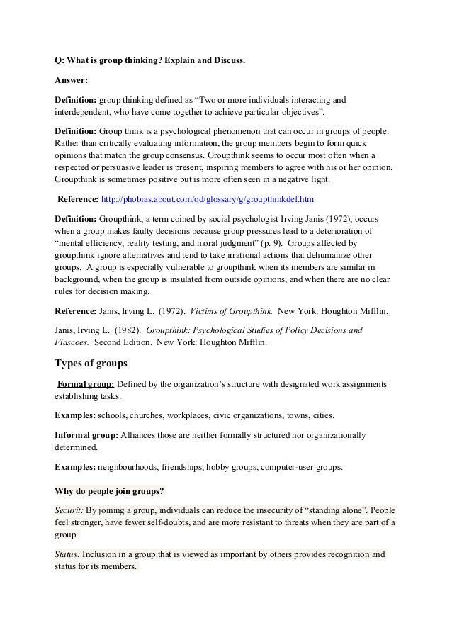 Uploading MBA Notes on Organisational Behaviour