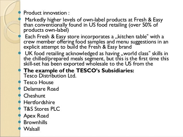 assignment on tesco plc (tesco plc 2014), although they are generally successful with a myriad of stores across the world, they are not immune to failure 本站《留学生作业网》提供专业.