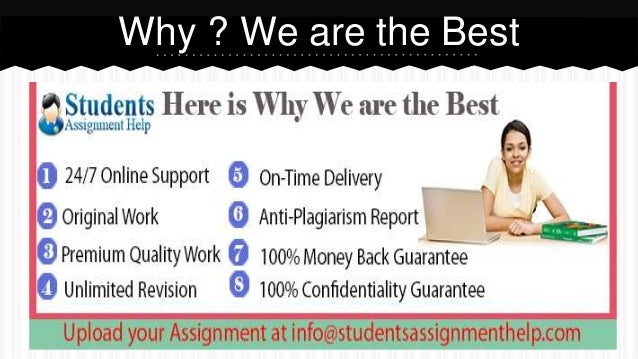 Instant Assignment Writing Service & Help Online