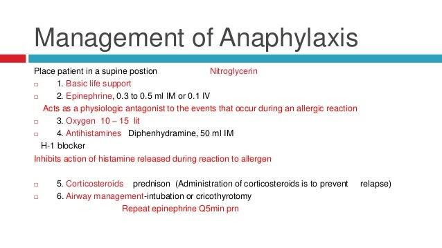 pathophysiology of anaphylactic shock pdf