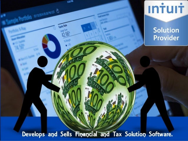 Develops and Sells Financial and Tax Solution Software.