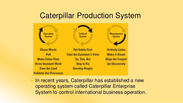 caterpillar company case study How caterpillar uses big data in practice james stascavage, intelligence  technology manager at caterpillar marine told me,  big data in practice: how  45 successful companies used big data analytics to deliver  related case  studies.