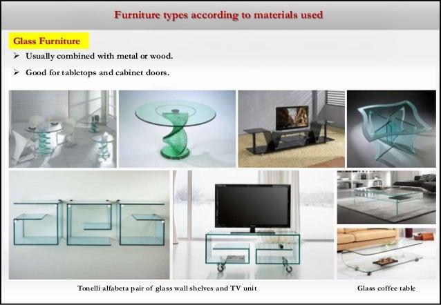 Type Of Furniture Design design philosophy Furniture Types