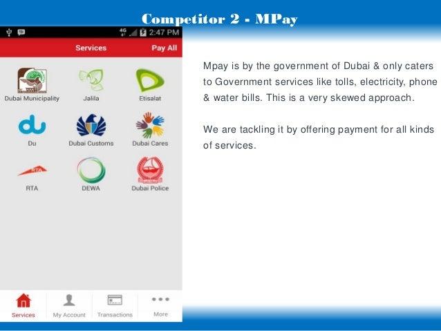 Mobile Payments - Marketing Plan - Tushar Vatsa - BITS Pilani, Dubai