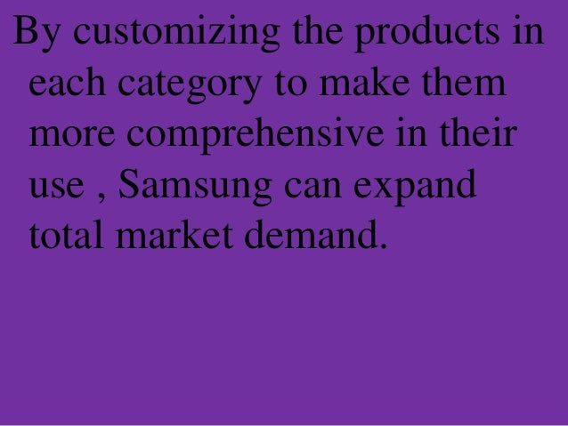 samsung electronics case study summary A case study reviewing samsung's success in global marketing and how they were case study: samsung's global marketing success story samsung electronics.