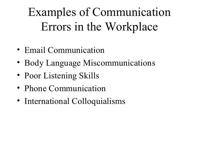 communication skills pua