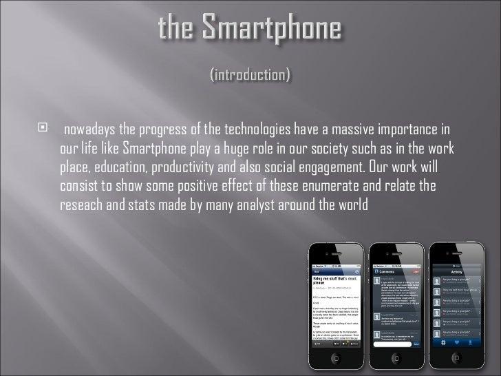 Assignment 1 smartphones