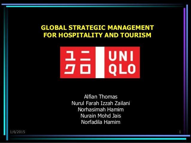 uniqlo strategic marketing management Martin roll provides world-class business, strategy and brand marketing consulting empowering global clients to build sustainable, high-performing businesses.
