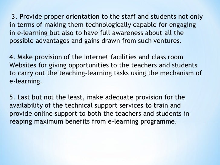 e learning  11