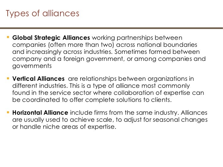Strategic Alliance – Definition, Forms, Pros and Cons