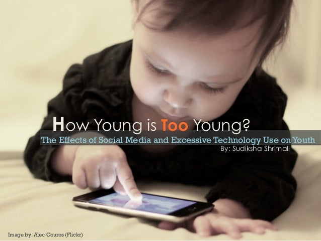 How Young is Too Young? The Effects of Social Media and Excessive Technology Use on YouthBy: Sudiksha ShrimaliImage by: ...