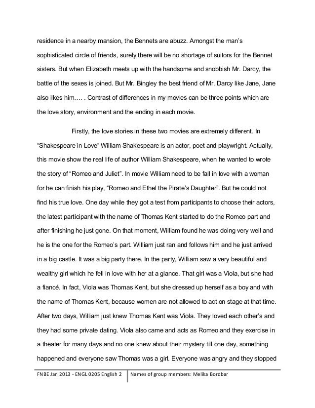 Narrative Essay Topics For High School   Residence  Sample Essays For High School also How To Write A Good English Essay Contrast Of Differences Between Two Historical Movies Custom Essay Paper