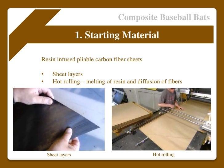 Composite Baseball Bat Manufacturing Process