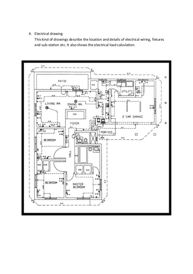 4 types of electrical drawings  u2013 readingrat net