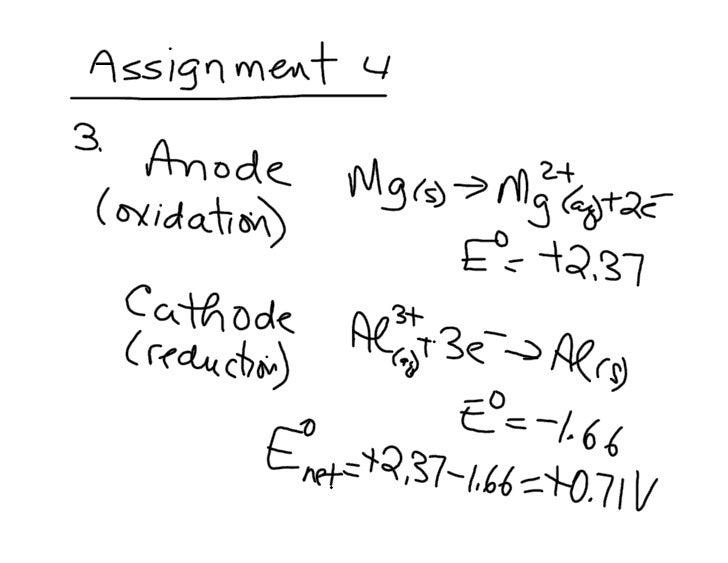 Assignment 4 3,4