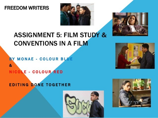 analysis of freedom writers Analysis of the film -freedom writers-the contact zone racial tension within the classroom separated into groups based on ethnicity a drawing displays the students' dislike of outsider experience has taught the students to distrust white people, including mrs gruwell.