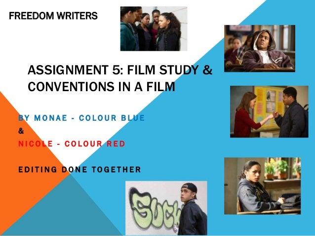 freedom writers movie summary