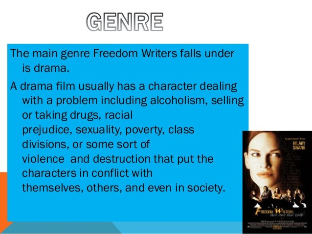 analysis of freedom writers The freedom writers diary - intercultural , and is based on the book the freedom writers diary (1999) by the freedom writers with erin gruwell the film tells the real these initial interactions and reactions from the teenagers are worthy of further analysis it is obvious that.