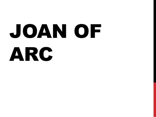 JOAN OFARC