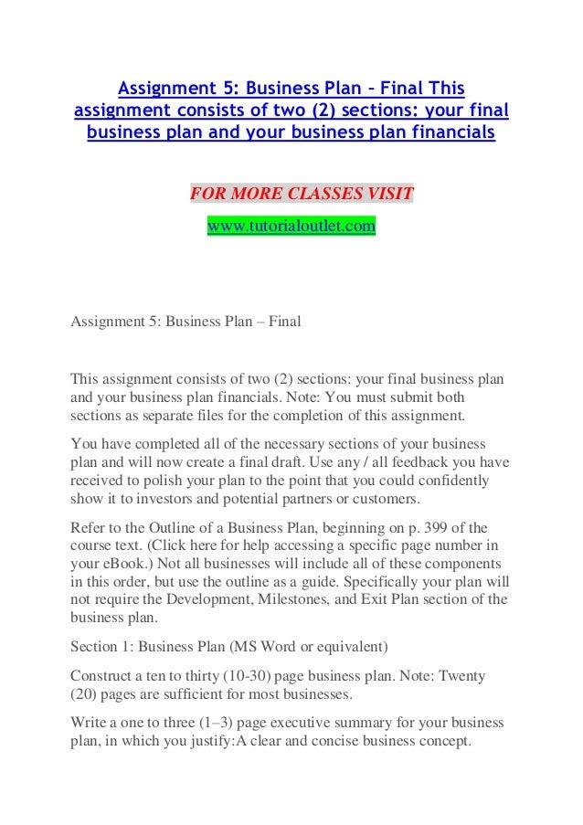 assignment 5 business endless education tutorialoutletdotcom