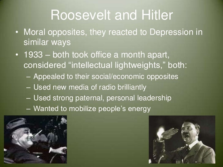 gandhi and hitler two moral opposites Professors cornel west and alan dershowitz participate in a debate on the  boycott, divestment and sanctions movement (bds) and its impact.