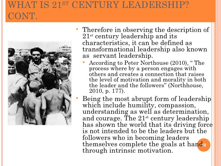 leadership in the 21st century essay Related essay paragraphs: education in the 21st century  stress in 21st century  defining marketing for 21st century  what i would get rid of to improve life in.