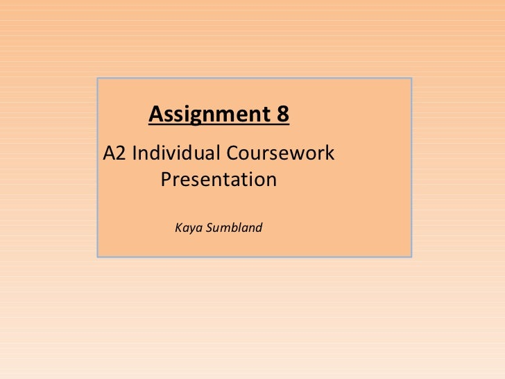 Coursework vs Assignment - What's the difference?