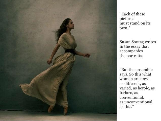 response susan sontag s on photography English argumentative essay susan sontagpdf or qualify sontag's claim that photography limits our ap english language and composition free-response.