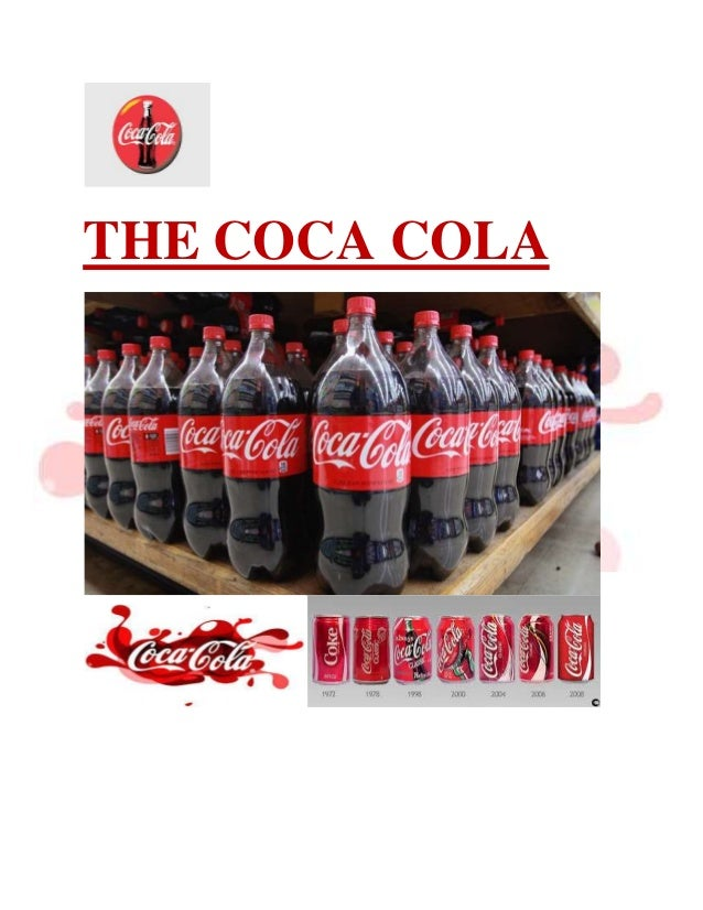 case assignment coca cola Dissertation on coca cola - conclusion this dissertation coca cola conclusion is final part of dissertation coca cola, the most successful beverage producer in the world, to analyze the follawing mentioned theories, see all previous parts of this dissertation.