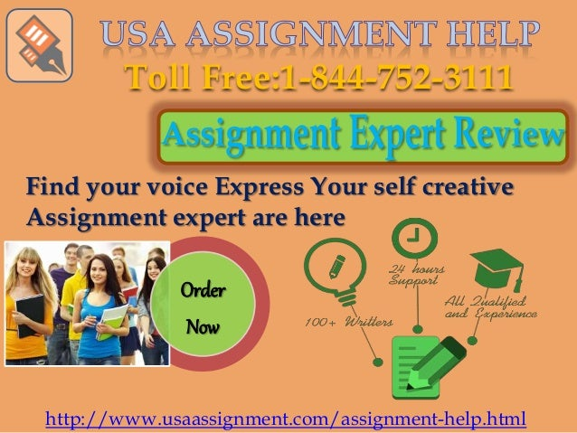 assignment expert review toll